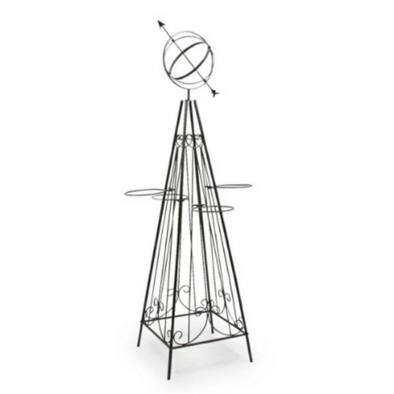 portavasi in ferro da interno, esterno e balcone - Portavasi Balcone