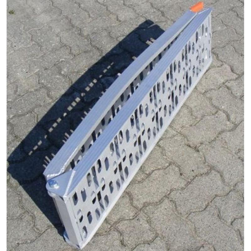 Rampa di carico in alluminio per moto for Rampe pieghevoli alluminio