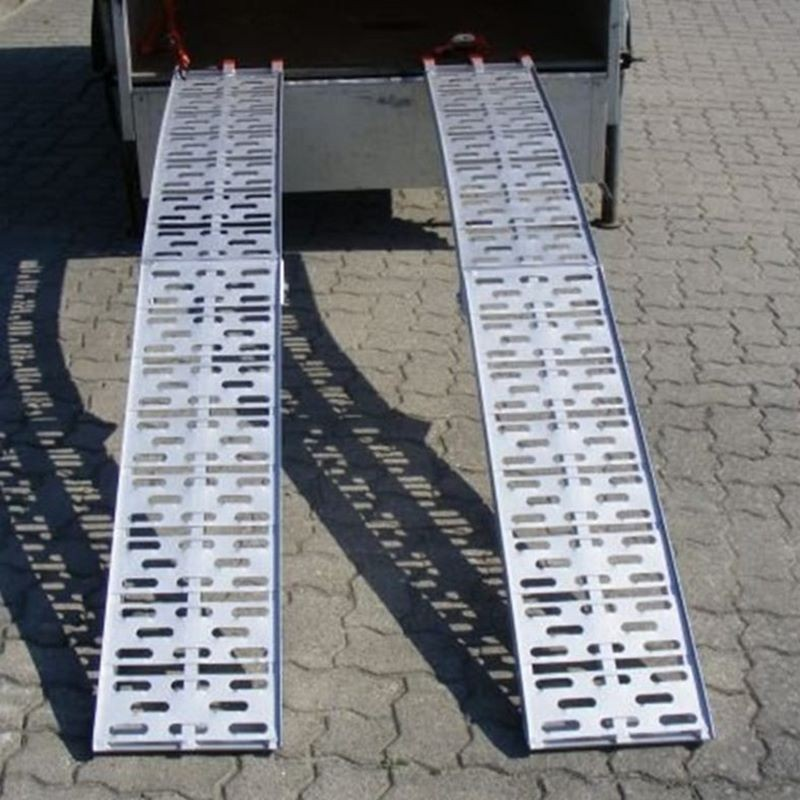 rampa di carico in alluminio per moto On rampe pieghevoli alluminio