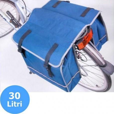 Borse laterali posteriori per bici