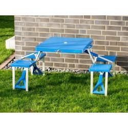 Tavoli e sedie da esterno per giardino balcone terrazzo e bistrot emporio genova - Tavolo pieghevole a valigia ...