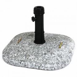 Base per ombrelloni da giardino in cemento da 25 kg.