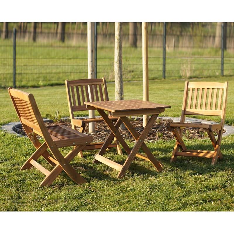 Panca in legno da tavolo ispirazione design casa - Sedie giardino legno ...