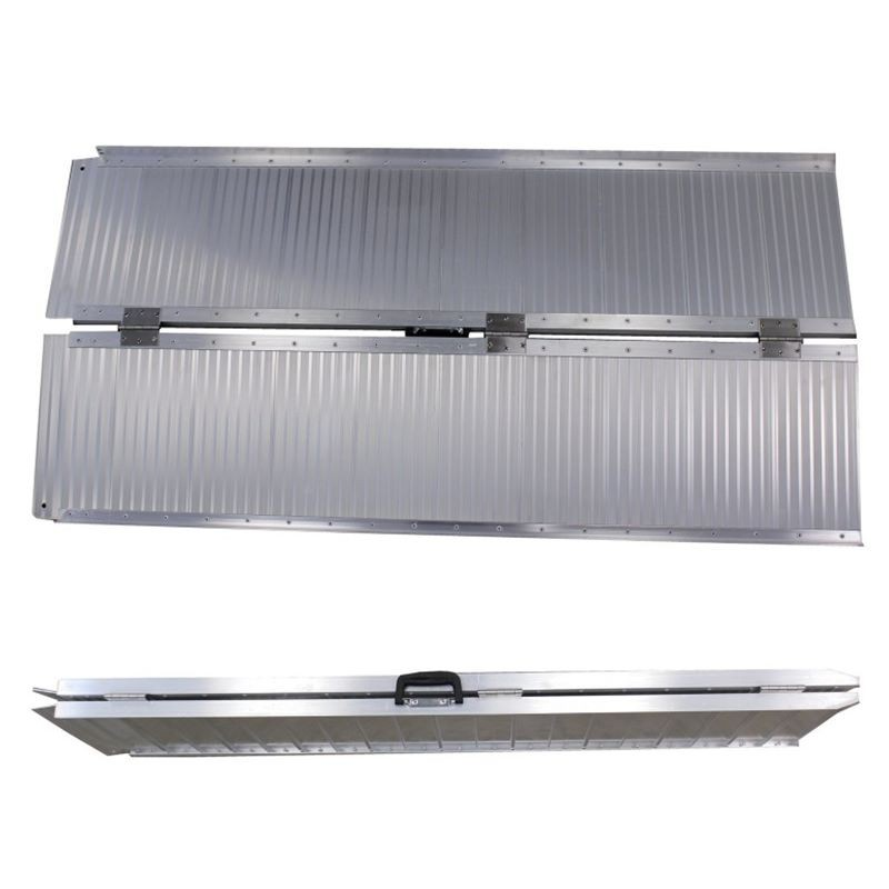 rampe disabili pieghevoli portatili in alluminio per sedia On rampe pieghevoli alluminio