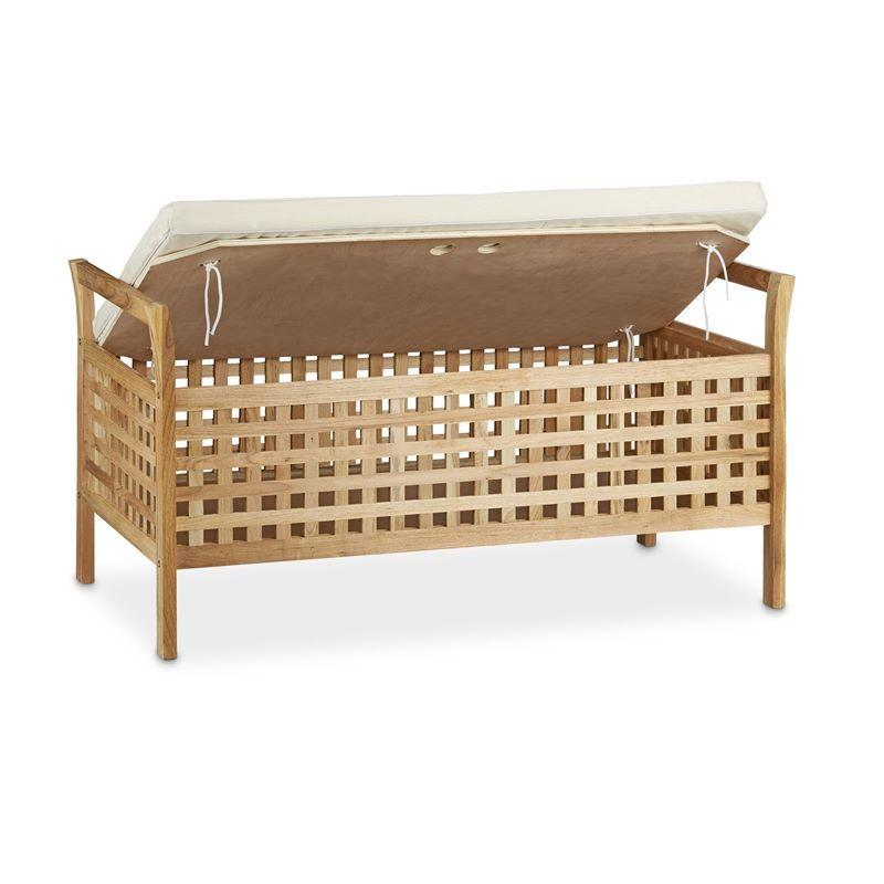 Cassapanca in legno da interno for Cassapanca in legno da esterno
