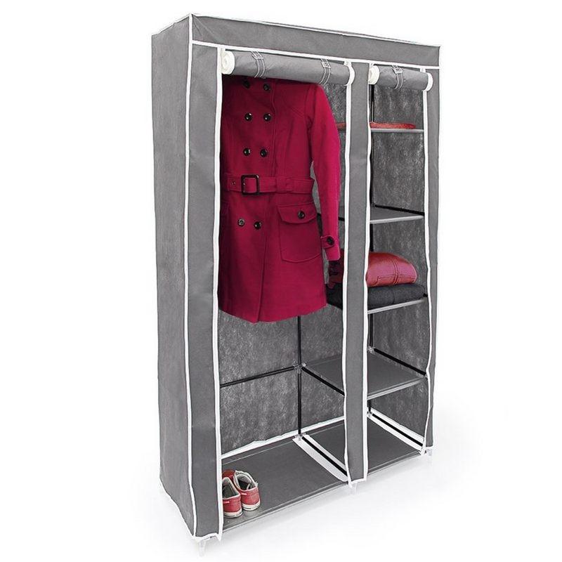 armadio in tessuto guardaroba portatile
