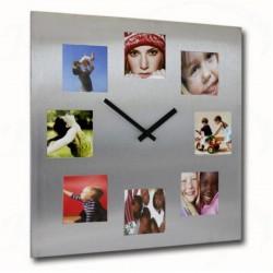 Orologio portafoto da parete