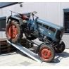 Rampe di carico professionali per trattore