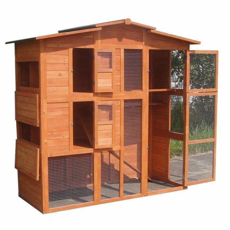 Überraschend Kaninchenhaus Bauen Galerie Von Wohndesign Stil