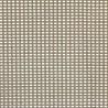 Sedia sdraio pieghevole in alluminio e textilene beige