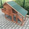 Pollaio da giardino  in legno