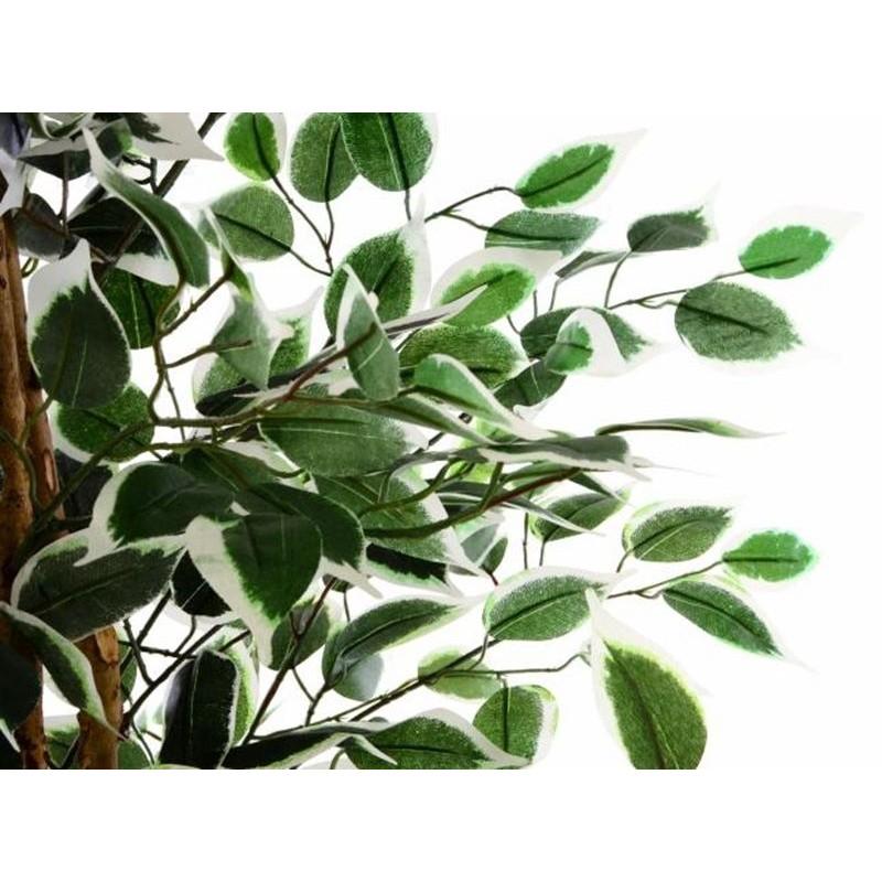 Piante finte artificiali da arredo interno: Ficus Benjamin 150 cm.