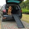 Rampa cani anziani per auto