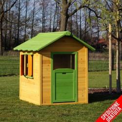 Casetta per bambini in legno da giardino