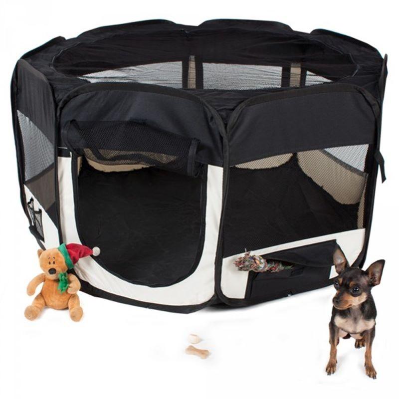 Recinto per cani da interno pieghevole e per cuccioli for Recinto per bambini ikea