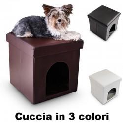 Cuccia per cani e gatti da interno