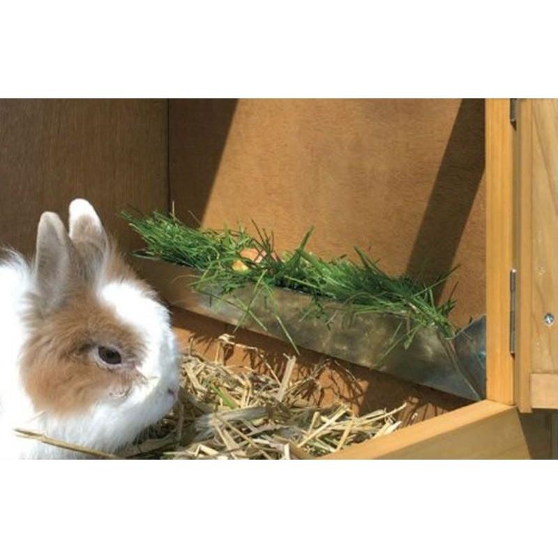 gabbia coniglio nano in legno emporio genova