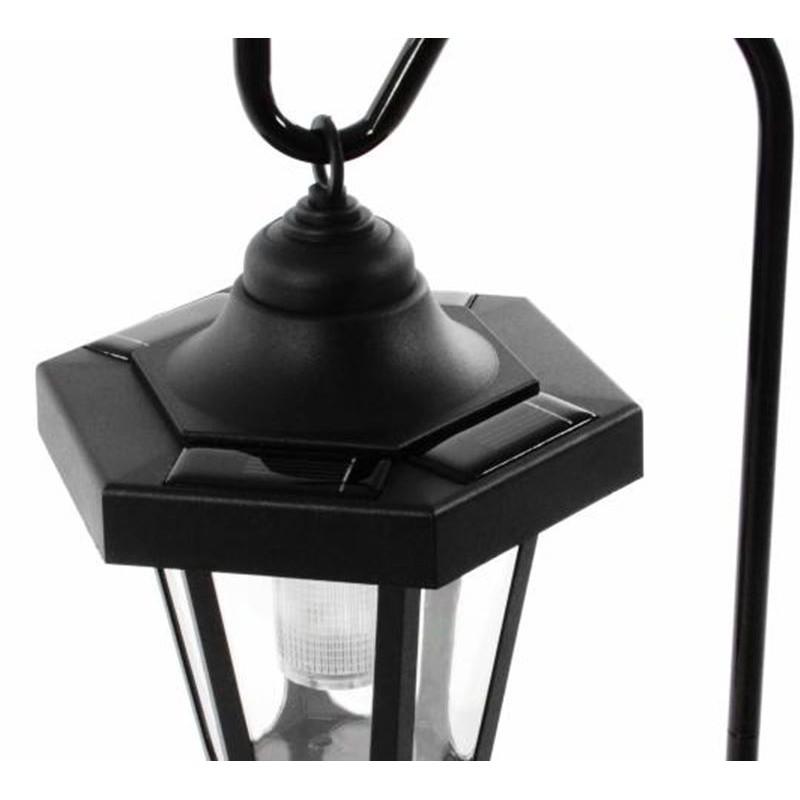 Lanterne da esterno e giardino a energia solare set 3 pezzi - Lanterne per esterni da giardino ...