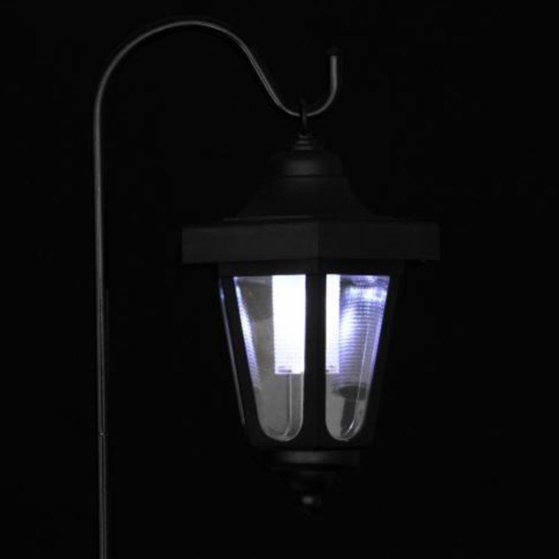 Lanterne da esterno e giardino a energia solare set 3 pezzi - Lampade da esterno solari ...