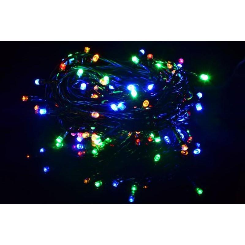 Luci di Natale da esterno: catena di 300 minilucciole Led